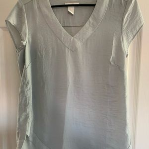 H&M silky top size 8